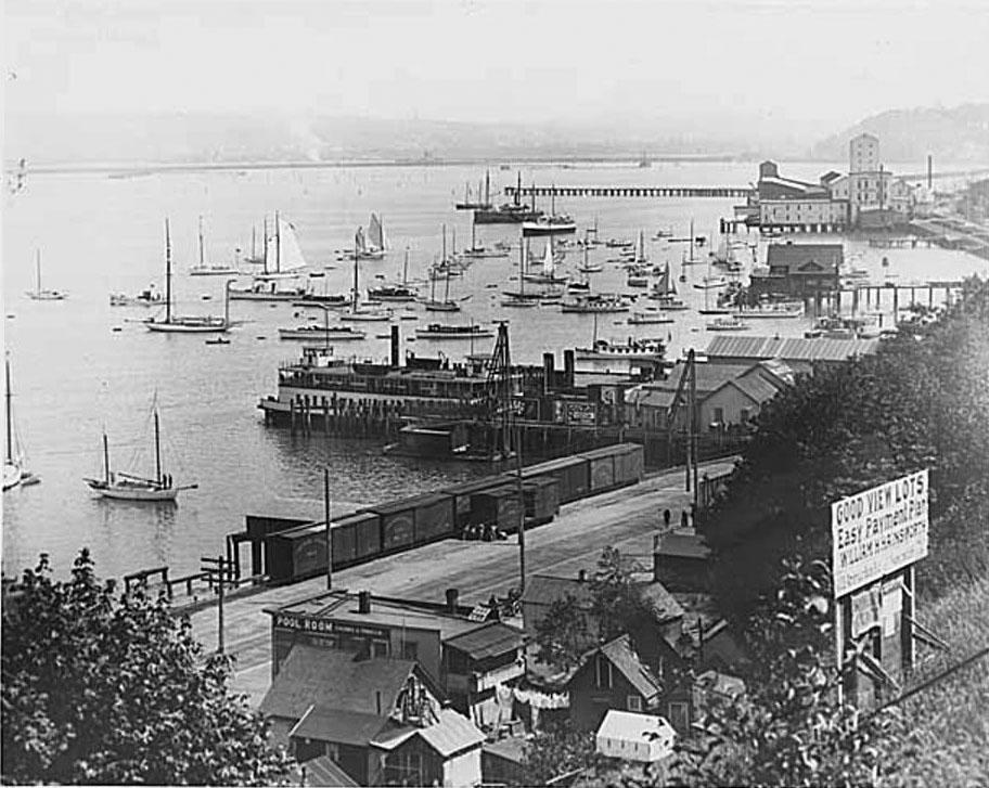 Alki pier west seattle community concept proposal for Seattle fishing pier